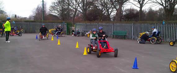 Wheelchair Awareness Training